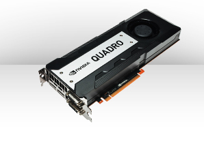 Schede grafiche Quadro per workstation desktop