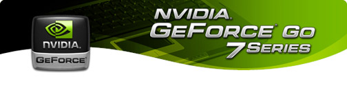 NVIDIA GeForce Go 7
