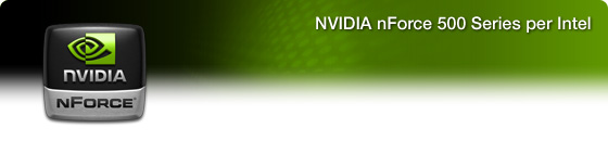 NVIDIA nForce 500 Series per Intel