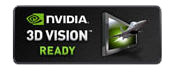 GeForce 3D Vision Ready