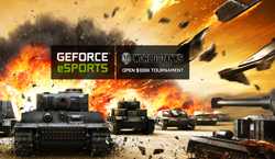 Torneo GeForce eSports World of Tanks T