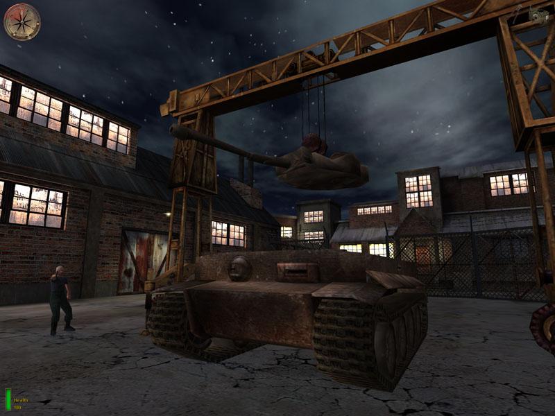 Drive A Tank >> Giochi: Medal of Honor: AA NVIDIA